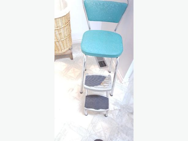Vintage High Chair/Stool