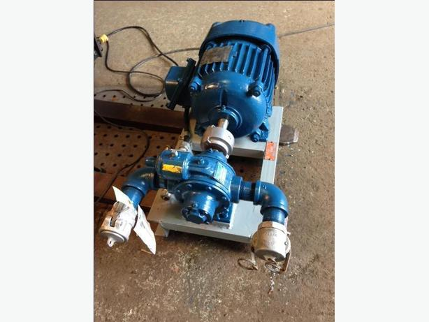 PUMP ASSEMBLY 1PH 110/220v