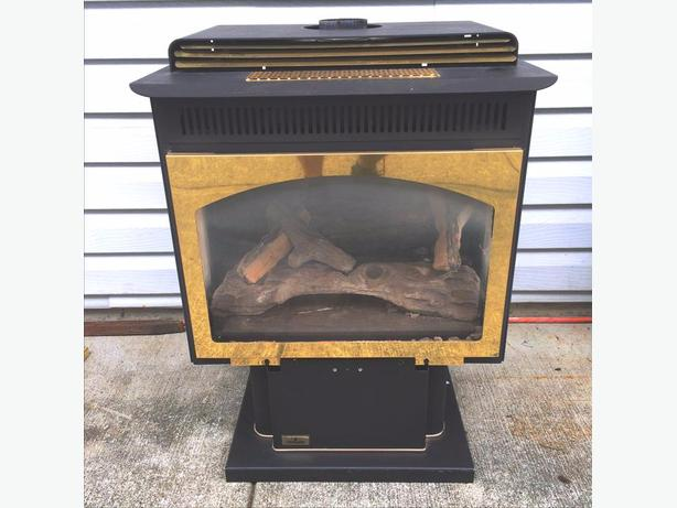 Napoleon Freestanding Gas Fireplace