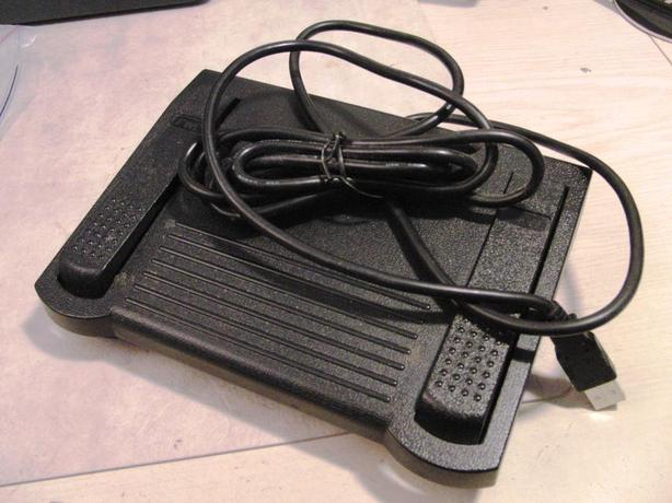 "Infinity ""IN-USB-1"" Foot Pedal"