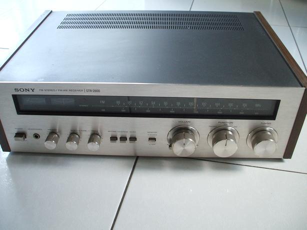 Vintage sony Stereo Reviever