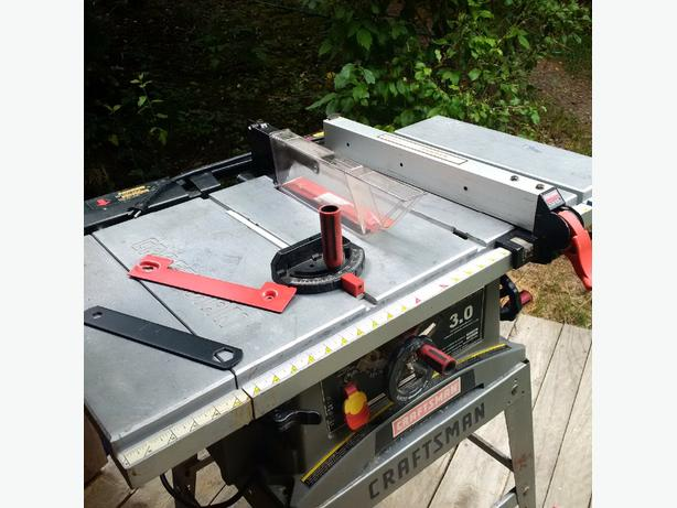 10 craftsman table saw with burnt out motor cobble hill for 10 table saw motor