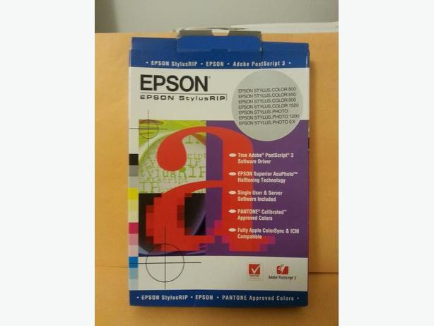 EPSON SylusRIP Nouveau/New