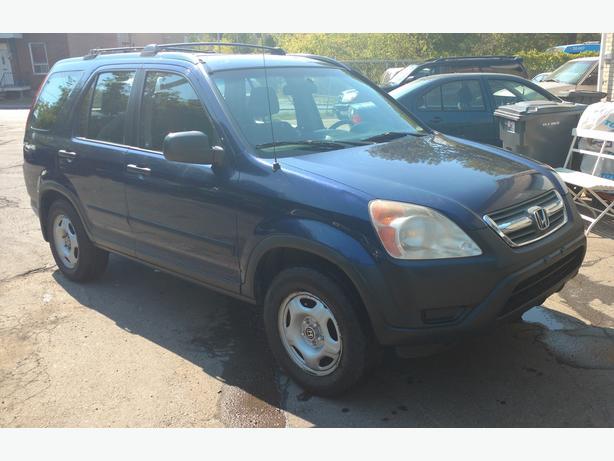 2004 Honda CR-V -AWD- SUV-