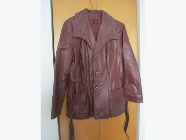 AUBAINE / BARGAIN!!! Jolie manteau de cuir pour femme