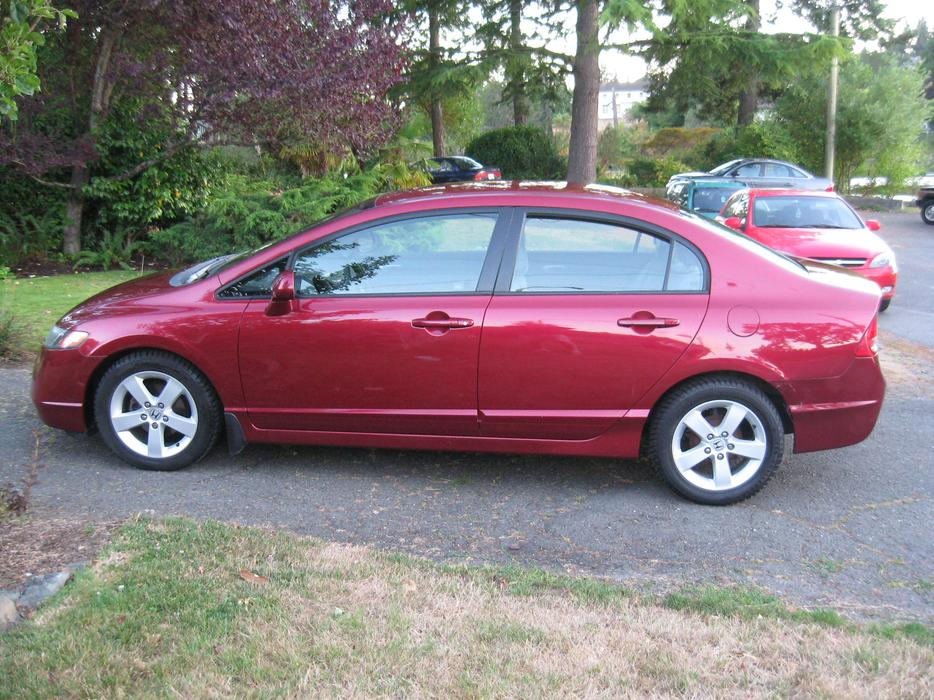very nice 2006 honda civic lx 4 door saanich victoria   mobile