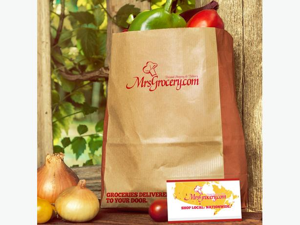 Business Opportunity - MrsGrocery.com Nanaimo