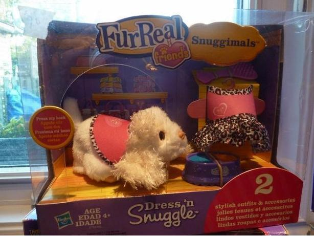 NEW FurReal Furry Frenzies Snuggimals sets