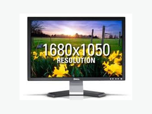 """Dell 22"""" Monitor Model E228WFPc"""