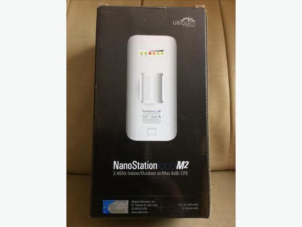 Nano Station internet booster