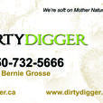 Dirty Digger for hire