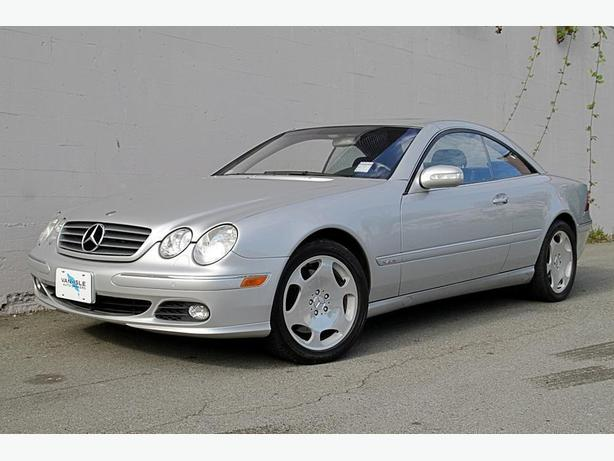 55,000KM CL600 500HP V12 Rare Car was $185,000
