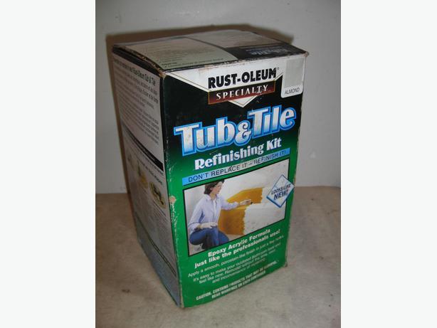 Rust-Oleum Tile & Tub Refinish