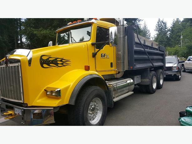 2008 Kenworth Dump Truck