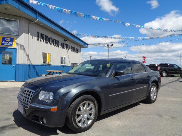 2008 Chrysler 300 Limited #I5128 INDOOR AUTO SALES WINNIPEG