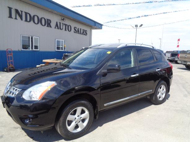 2013 Nissan Rogue S #I5137 INDOOR AUTO SALES WINNIPEG