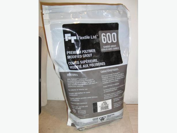 10 lb Bag of Sanded Grout