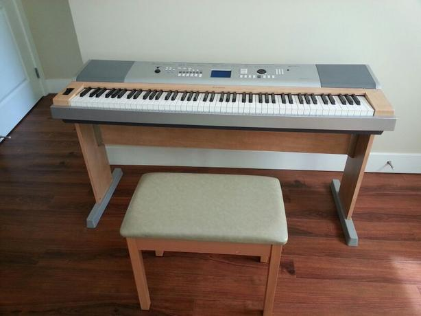 yamaha portable grand ypg 625 chemainus cowichan