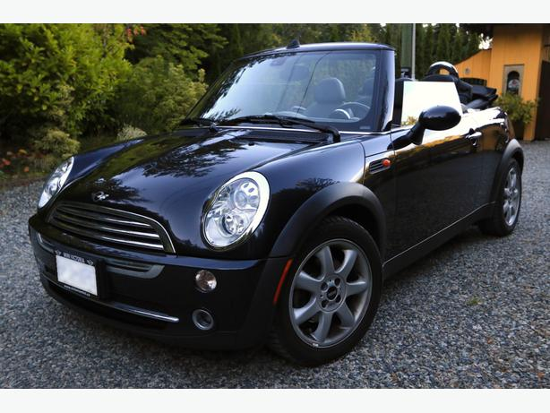 Mini cooper convertible inspected garage kept was for Garage mini cooper annemasse