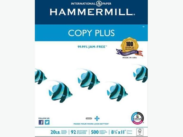 Brand New in Package Hammermill Jam-Free Printer Paper