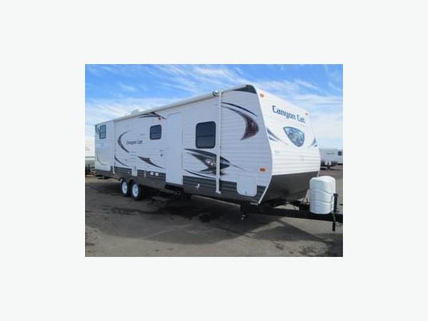 2015 Canyon Cat 30DBSC