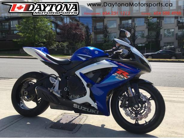 2007 Suzuki GSX-R750 Sport Motorcycle * Great price! *