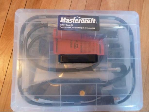 All NEW Mastercraft Power tools