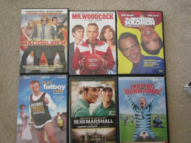 Movies for Sale - REDUCED