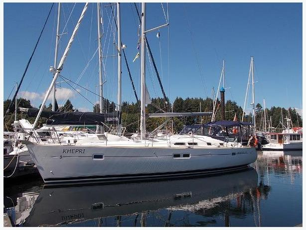 43 BENETEAU 423 ONE METICULOUS OWNER, RARE THREE STATEROOM MODEL