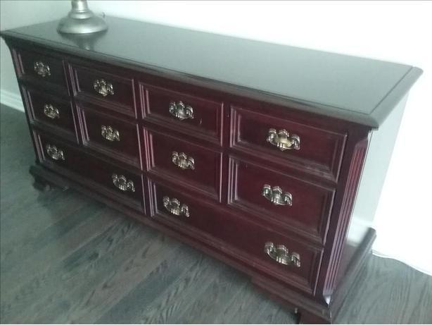 Gibbard mahogany dresser