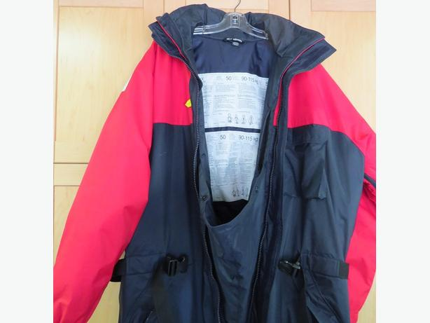 Helly Hansen Survivor Suit