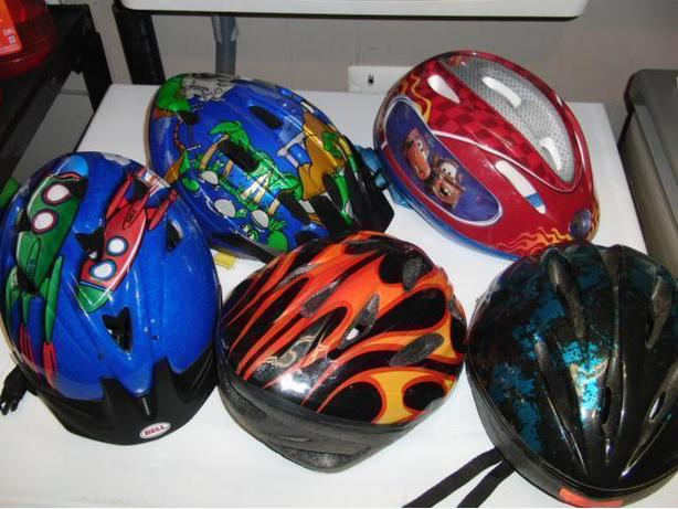 Toddler/Youth Bike Helmets