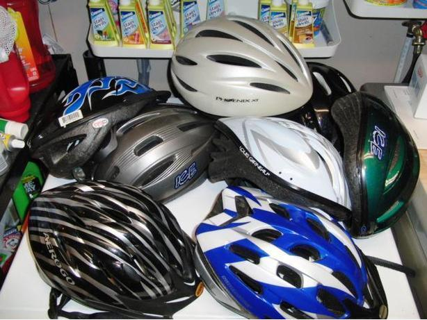 Adult Bike Helmets (S -M-L)