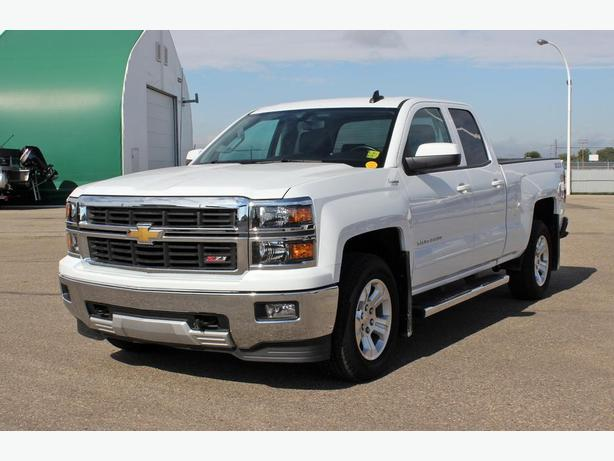 2015 Chevrolet Silverado 1500 Double Cab LT 4X4*Backup Camera-Nav*