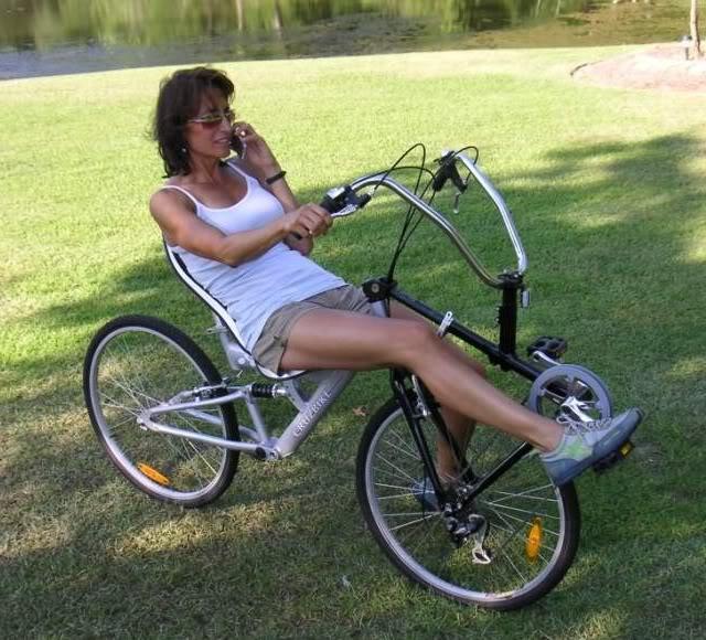 Recumbent Exercise Bike Victoria: Super Comfortable Recumbent Bike