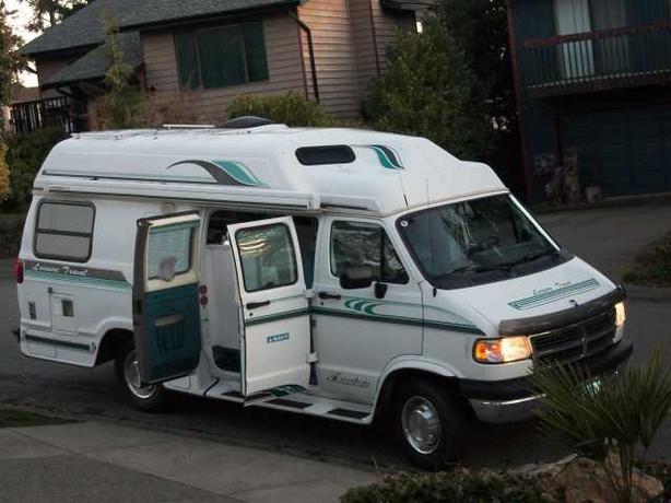 18 000 1996 dodge ram 3500 camper van 318 engine. Black Bedroom Furniture Sets. Home Design Ideas