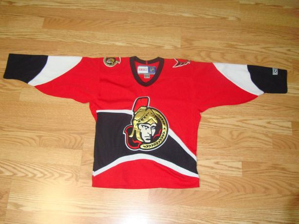 Like New Senators Jersey Youth Size S-M - $25