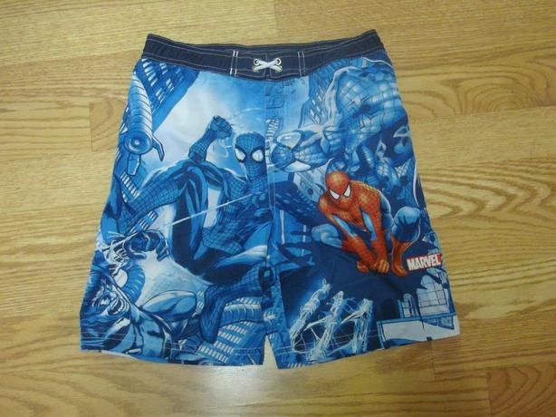 Like New Spiderman Swim Shorts - $8