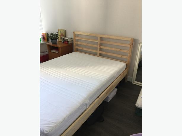Ikea Matrand Latex Medium Firm Full Mattress