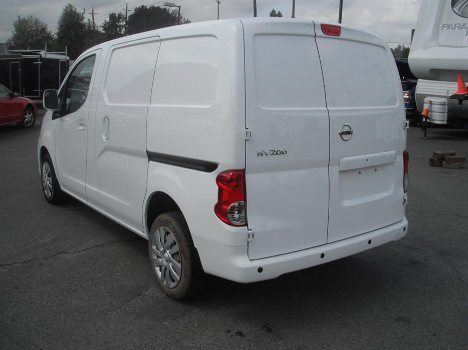 2013 Nissan Nv200 S Cargo Van Outside Nanaimo Nanaimo