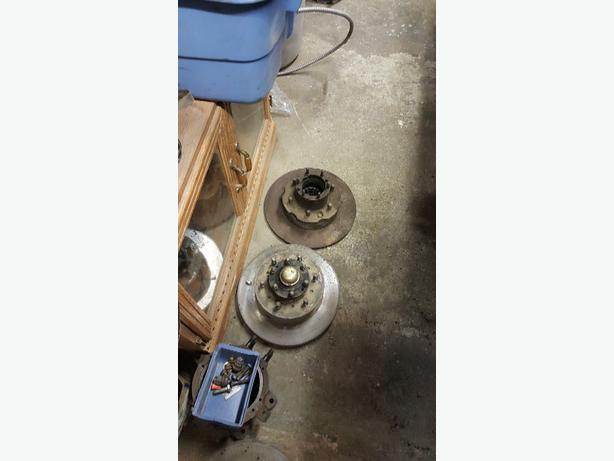 toyota bearing hubs.