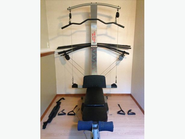 bowflex sport home gym manual