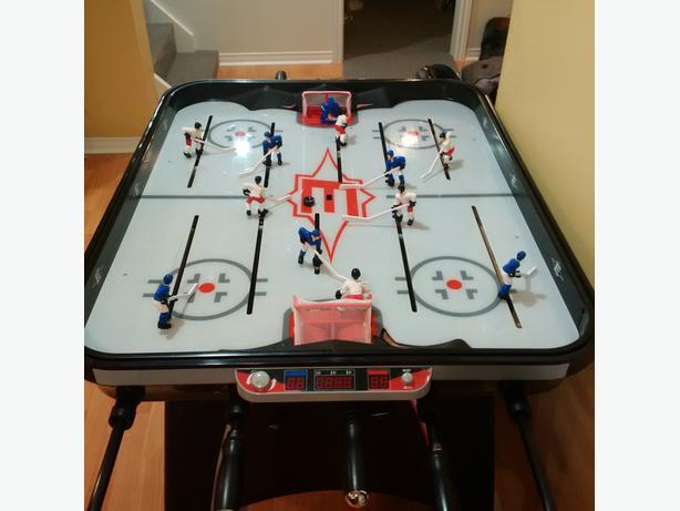 FS: Easton Rod Hockey table