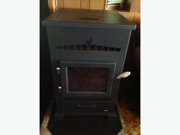 Brand new wood pellet stove for sale stratford pei