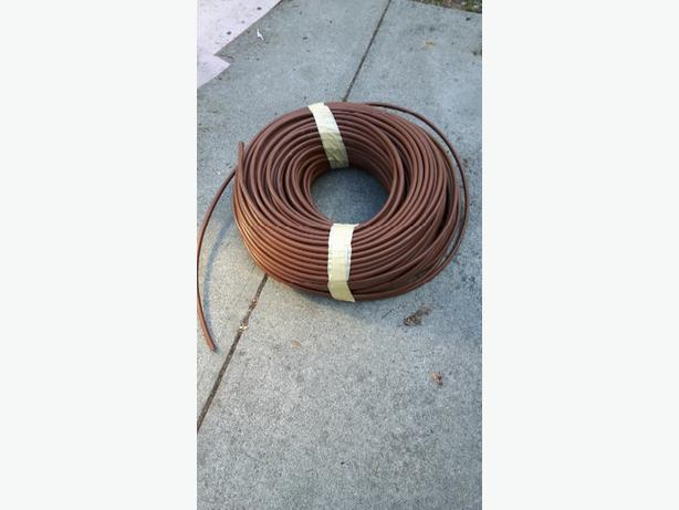 Perforated landscape hose