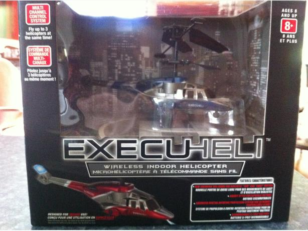 Remote Control 'EXECUHELI' Helicopter