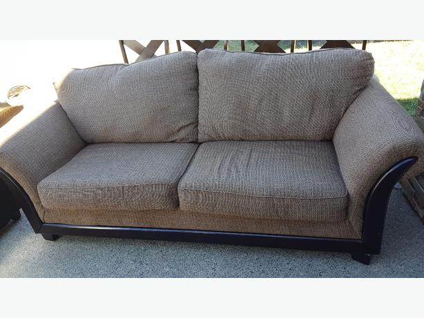 Ashley couch & loveseat