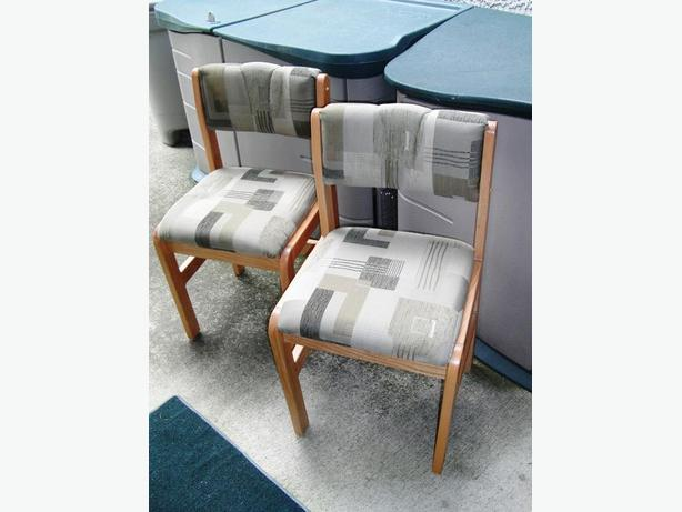 Two RV Folding Guest Chairs