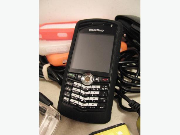Blackberry Pearl Model 8100