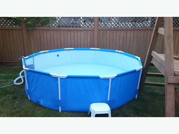 Hydro force pool 12x12 victoria city victoria mobile for Hydroponic pool